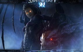 Эпическая сага Starcraft II
