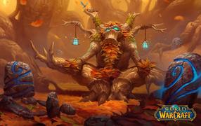 World of Warcraft. Druid