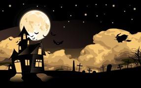 Страшная ночь