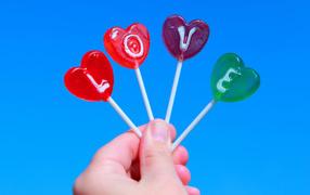 Карамельная любовь