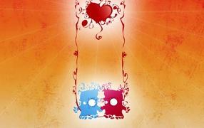 Swing of love