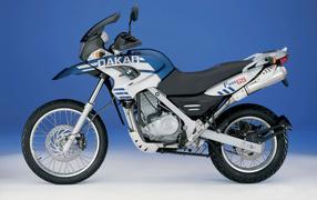 Motorcycle BMW Dakar