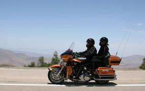 Harley Davidson FLHTCU Ultra Classic