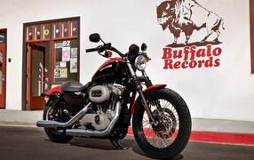Harley Davidson Sportster XL12000N Nightster