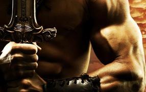 film Conan the Barbarian, 2011