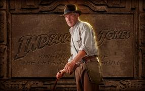 Археолог Индиана Джонс