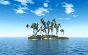 Безлюдный остров