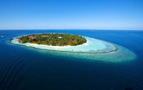 Крошечный остров