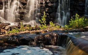 Falls in Sweden