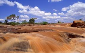 Lugard Falls Kenya