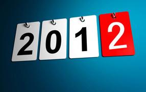 New Year. 2012