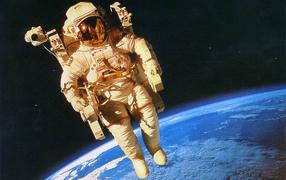 Astronaut, Space suit