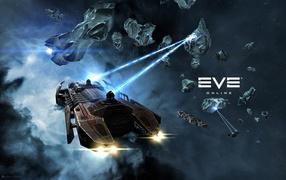 EvE Online добыча