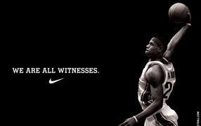 все мы свидетели. Nike