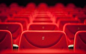 кресло, театр оперы, размытость