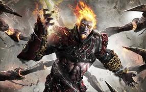 Огненный воин