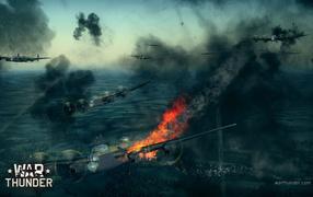 War Thunder битва в небе