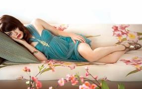 Emma Stone models