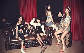 Girls of Korea
