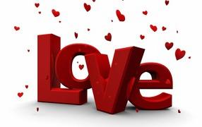 Буквы любви