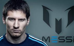 footballer, Lionel Messi, lad, Face, insignia