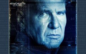 Enders game Colonel Hyrum Graff