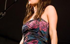 Lenka sings