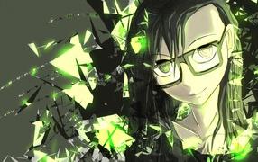 Skrillex anime picture