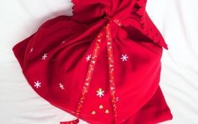 Bag of Santa Claus