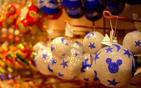 Christmas toys disney