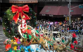 santa claus in Ukraine