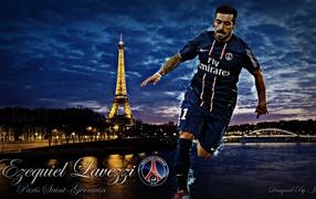 Legendary footballer