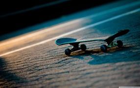 следующий шаг, доска, скейтбординг, движение