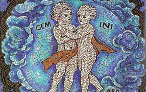 Gemini, mosaic