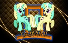 Gemini pony