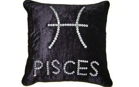 Pillow, Zodiac sign Pisces