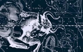 Star chart, Taurus