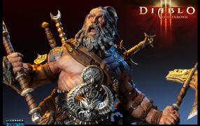 Diablo III: battle shout