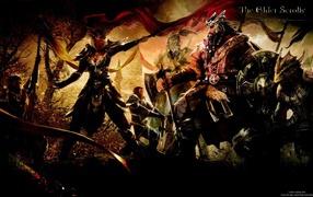 Elder Scrolls Online: two factions