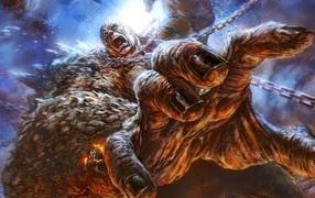 God of War: Ascension: Чернокнижник