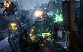 Killzone: Shadow Fall: битва