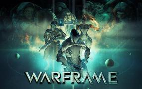 Warframe: получеловек отряд