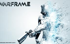 Warframe: богатырь из оружием будущего