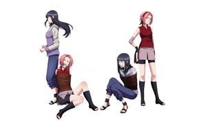 Girl ninja