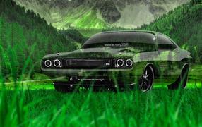 Лучший автомобиль Dodge challenger