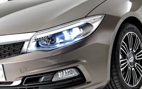 Дизайн автомобиля Qoros 3 2014