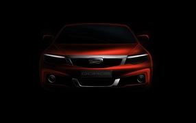 Новый автомобиль Qoros 3 2014