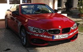Новый автомобиль BMW 4-series 2014