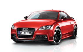 Надежная машина Audi TT 2014 года
