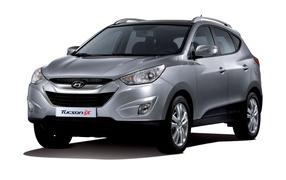Дизайн автомобиля Hyundai IX35